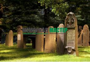 Профессиональное изготовление надгробных памятников