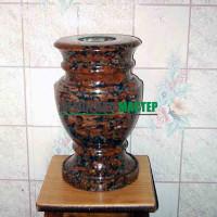 Гранитная ваза ГВ-21