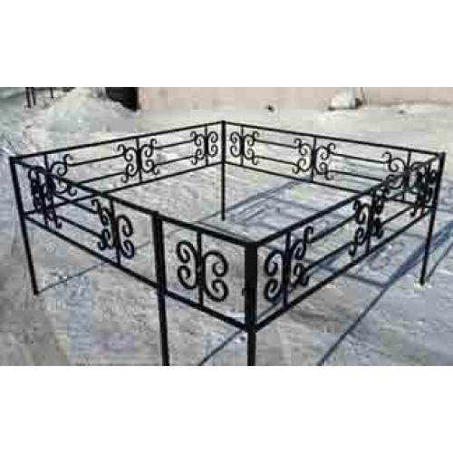 Ограда «Хризантема» (h-40)