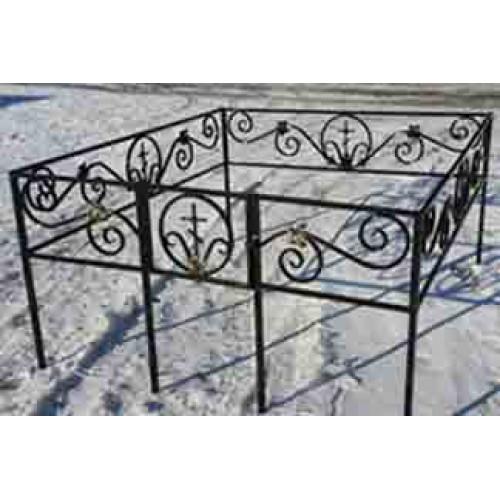 Ограда культовая без вензеля (h-40)