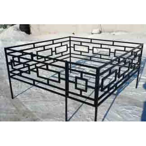 Профильная ограда (h-60) О-018