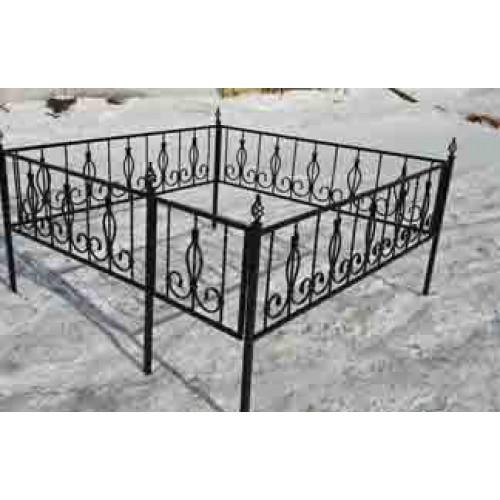 Витая ограда (h-50)