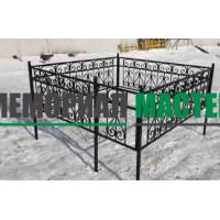 Комбинированная ограда (h-63)