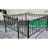 Профильная ограда (h-60) О-028