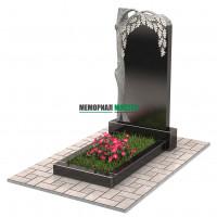 Памятник с дубом П00230