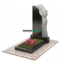 Памятник скорбящая женщина П00238