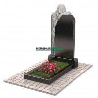Памятник скорбящая женщина П00242