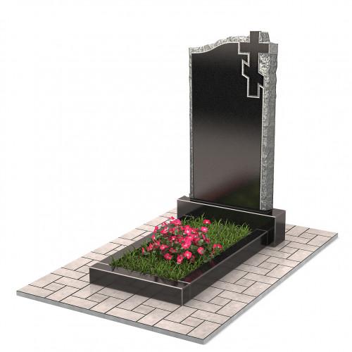 Памятник с крестом П00254
