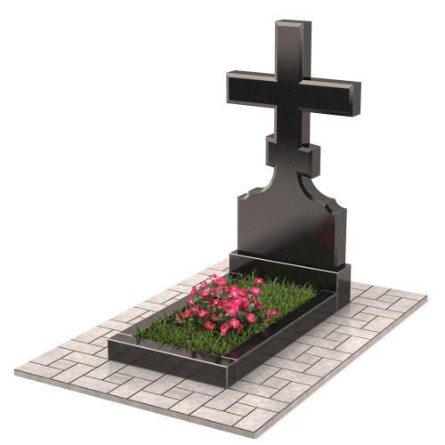Памятник в виде креста П00271