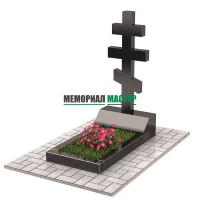 Памятник в виде креста П00279