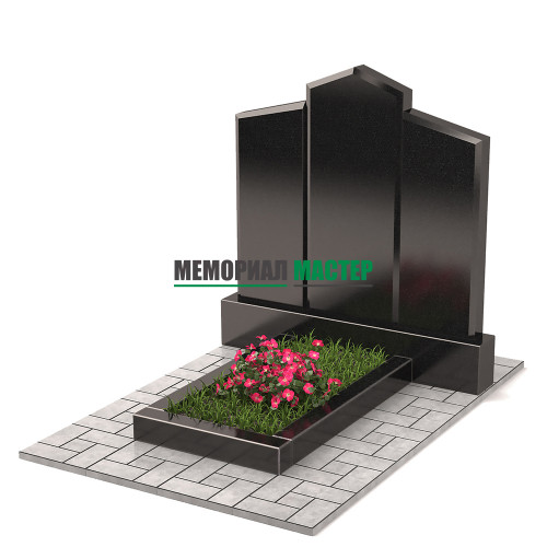 Памятник тройной П00295