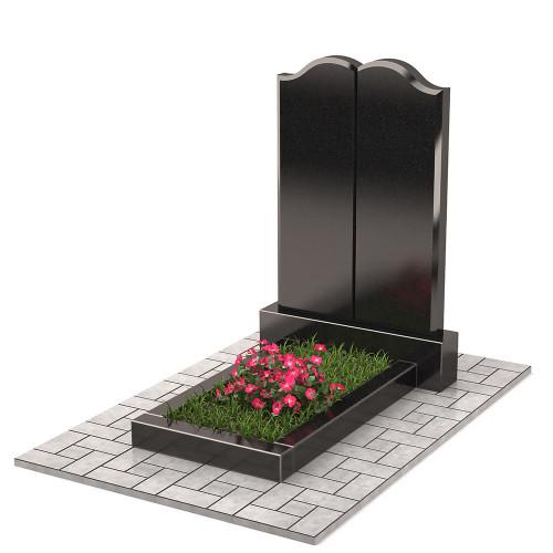 Памятник двойной П00300