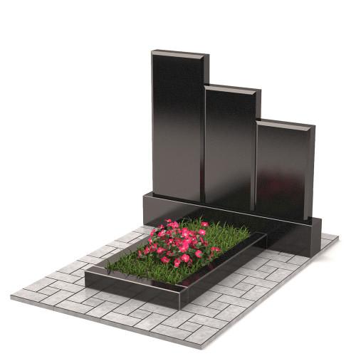Памятник тройной П00306