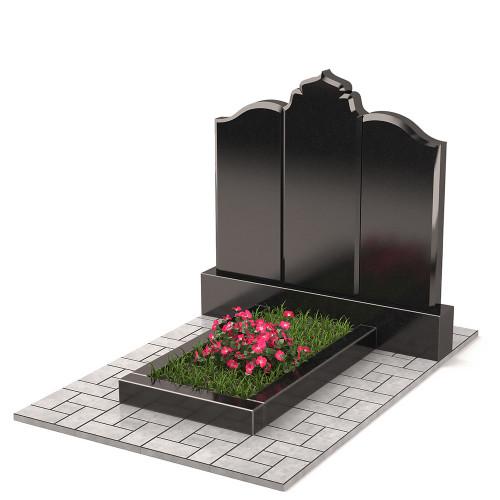 Памятник тройной П00315