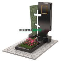 Памятник с крестом П00320