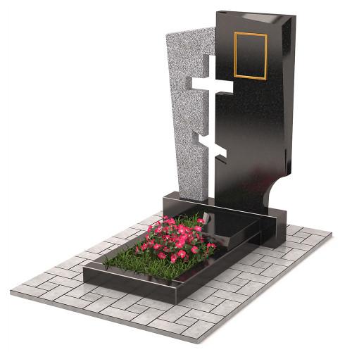 Памятник с крестом П00321