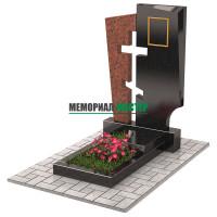 Памятник с крестом П00322