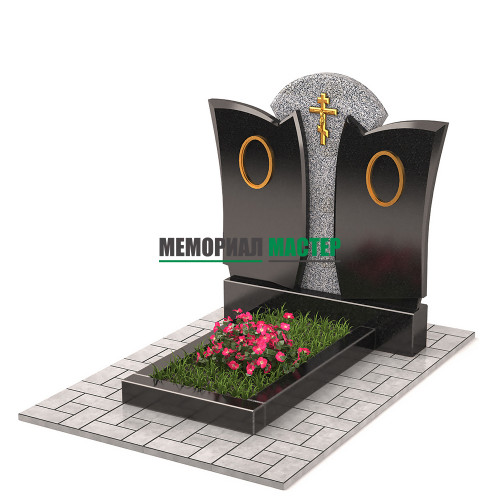 Памятник двойной П00326