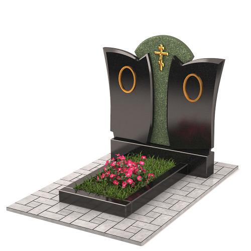 Памятник двойной П00328