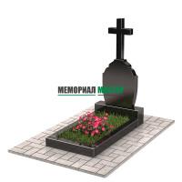 Памятник с крестом П00393