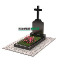 Памятник с крестом П00395