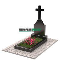 Памятник с крестом П00396