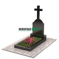 Памятник с крестом П00397