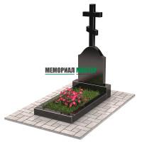 Памятник с крестом П00399
