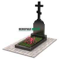 Памятник с крестом П00402