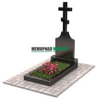 Памятник с крестом П00404