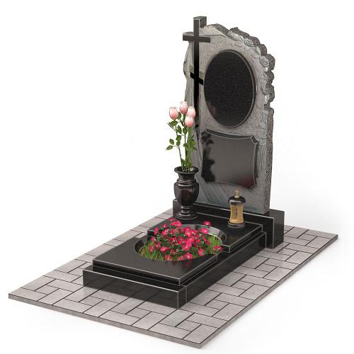 Памятник комбинированный эксклюзивный П00466