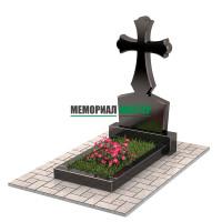 Памятник с крестом П00485