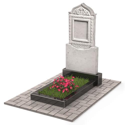 Памятник из мрамора П00529