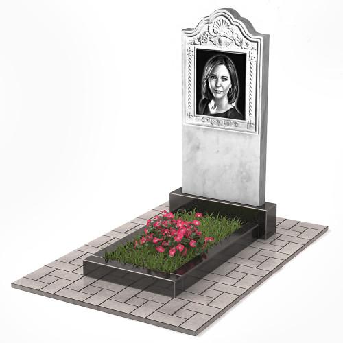 Памятник из мрамора П00535