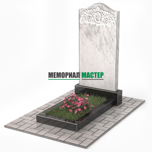 Памятник из мрамора П00537