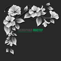 Виньетка цветы ГР0064
