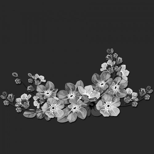 Полевые цветы ГР0028