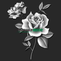 Цветы розы ГР0082