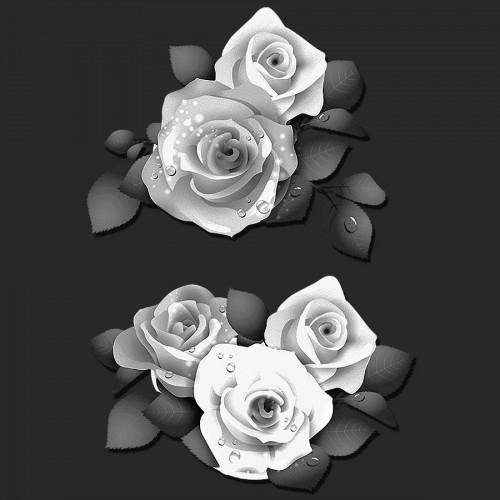 Цветы розы ГР0085