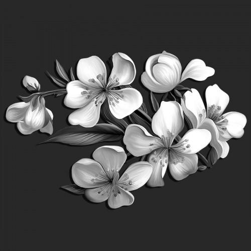 Цветы ГР0089