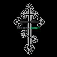 Крест ажурный ГР0050
