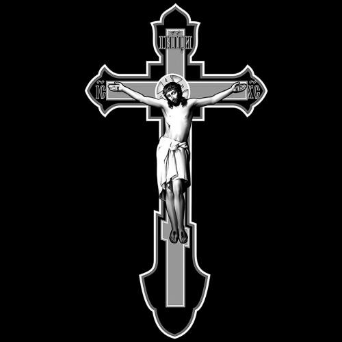 Крест с распятием ГР0059