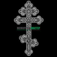 Крест ажурный ГР0036