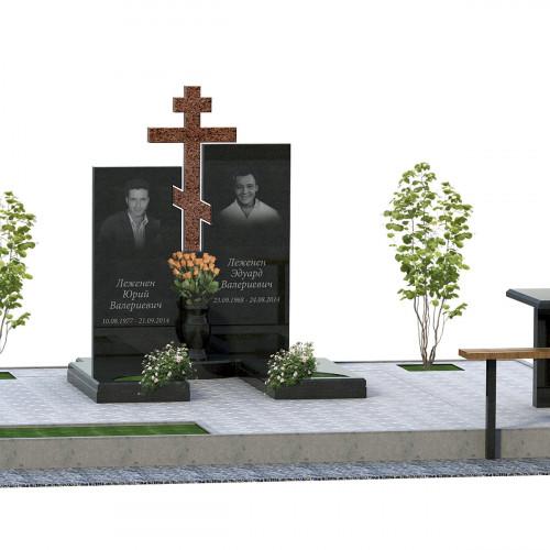 Мемориальный комплекс 21