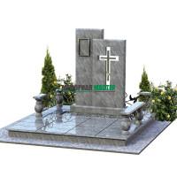 Мемориальный комплекс с воздушным крестом
