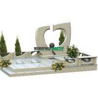 Мемориальный комплекс в виде воздушного сердца