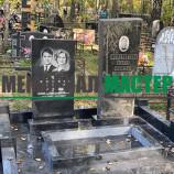 Реставрация памятников на кладбище