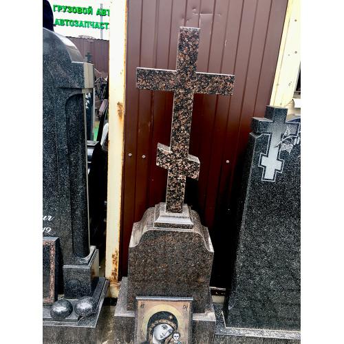 Памятник Голгофа с крестом П00508